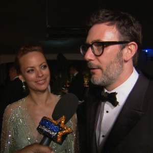 Oscars Governor's Ball: 'The Artist's' Michel Hazanaviciu & Berenice Bejo Joke About Jean Dujardin Dropping The F-Bomb