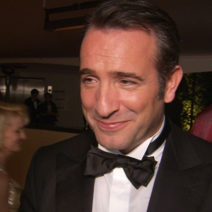 Oscars Governor's Ball 2012: Jean Dujardin Dishes On Dropping The F-Bomb