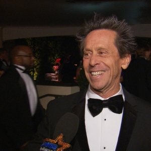 Oscar Producer Brian Grazer Addresses Sacha Baron Cohen's Red Carpet 'Ashes' Prank