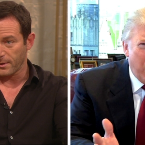 Jason Isaacs Sounds Off On Donald Trump: 'I Would Quite Like To Take Him On'