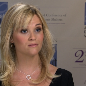 Reese Witherspoon Urges People To 'Speak Out Against Domestic Violence'
