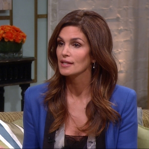 'Kony 2012': Cindy Crawford On Discussing The Campaign With Her Daughter
