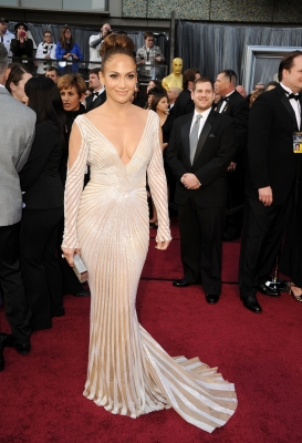 Jennifer Lopez dazzles at the 84th Annual Academy Awards held at the Hollywood & Highland Center in Hollywood, Calif. on February 26, 2012