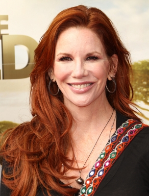 Melissa Gilbert attends the premiere of Warner Brothers' 'Born to be Wild' at the California Science Center in Los Angeles on April 3, 2011