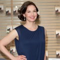 Ashley Judd attends Ashley Judd in Conversation with the United Nations Office on Drugs and Crime at the United Nations in New York City on March 14, 2012