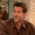 James Denton stops by Access Hollywood Live on March 16, 2012