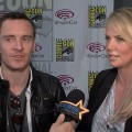 Wondercon 2012: Charlize Theron & Michael Fassbender Talk Ridley Scott's 'Prometheus'