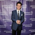 New Kid on The Block's Joey McIntyre arrives at the 20th Anniversary Alzheimer's Association 'A Night At Sardi's' at The Beverly Hilton Hotel in Beverly Hills, Calif., on March 21, 2012