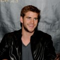 Liam Hemsworth of Lionsgate&#8217;s &#8216;The Hunger Games&#8217; signs autographs at Barnes &amp; Noble at The Grove in Los Angeles on March 22, 2012