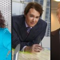 Rosie O'Donnell, Clay Aiken, Donald Trump