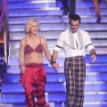 Martina Navratilova and Tony Dovolani take the stage during Week 2 of 'Dancing with the Stars,' March 26, 2012
