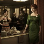 Peggy and Joan in 'Mad Men' Season 5