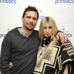 Jeremy Sisto and Addie Lane attend a launch party for new skincare line Puristics at a private residence in Los Angeles on February 16, 2012