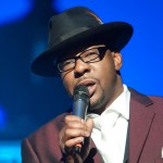 Bobby Brown performs at NJPAC – Prudential Hall in Newark, New Jersey on February 19, 2012