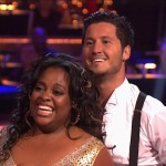 Sherri Shepherd and Val Chmerkovskiy on 'Dancing with the Stars,' March 26, 2012