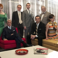 The cast of 'Mad Men' Season 5