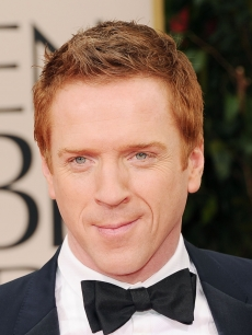 Damian Lewis arrives at the 69th Annual Golden Globe Awards held at the Beverly Hilton Hotel, Beverly Hills, on January 15, 2012