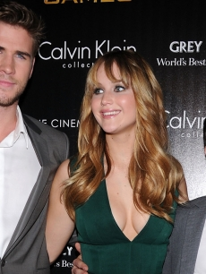 Jennifer Lawrence, Liam Hemsworth & Josh Hutcherson Talk 'The Hunger Games' At NYC Screening