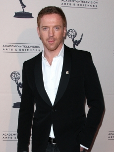 Damian Lewis attends The Academy of Television Arts & Sciences Presents an Evening with 'Homeland' at the Leonard H. Goldenson Theatre, North Hollywood, on March 21, 2012