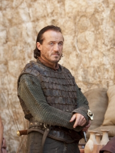 Jerome Flynn as Bronn in 'Game of Thrones' Season 2