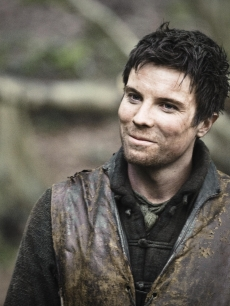 Joe Dempsie as Gendry in 'Game of Thrones' Season 2