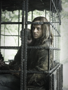 Tom Wlaschiha as Jaqen H'Ghar in 'Game of Thrones' Season 2