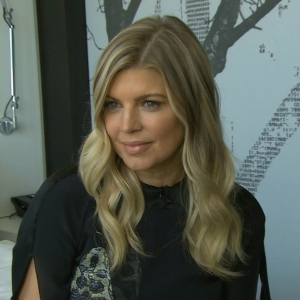 Fergie Talks New Music & Why She's Taking A Break From The Black Eyed Peas