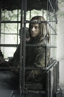 In this Access exclusive, Tom Wlaschiha is revealed as the mysterious Jaqen H'ghar in HBO's 'Game of Thrones' Season 2