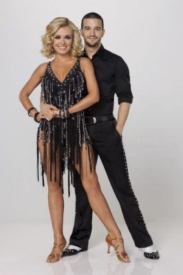 'Dancing with the Stars' - Katherine Jenkins and Mark Ballas