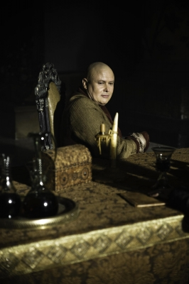 Conleth Hill as Varys in 'Game of Thrones' Season 2
