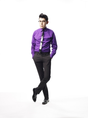 Mondo Guerra from Project Runway, Season 8 returned to the catwalk as the winner of 'Project Runway All-Stars.'