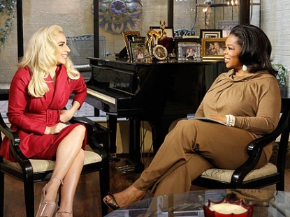 Lady Gaga chats with Oprah on &#8220;Oprah&#8217;s Next Chapter&#8221; on OWN 