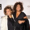 Cissy Houston and Whitney Houston attend the 2010 Keep A Child Alive's Black Ball at the Hammerstein Ballroom, New York City, September 30, 2010