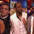 Mark Ballas comforts Katherine Jenkins; Jaleel White gets emotional; William Levy shows off his toned torso on 'Dancing with the Stars,' April 2, 2012