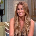"Lauren Conrad on ""Access Hollywood Live"" on April 9, 2012"