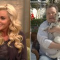 Jenny McCarthy&#8217;s New Shoes &amp; Eric Stonestreet Kicks Off &#8216;Hug Your Dog Day&#8217;
