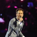 Tony Lucca performs on NBC's 'The Voice'
