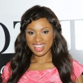 Jennifer Hudson arrives to a book signing for her memoir 'I Got This' held at the Los Angeles Weight Watchers center on January 13, 2012 in Culver City, Calif.