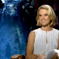 Alice Eve Talks Working With J.J. Abrams On 'Star Trek' Sequel