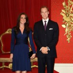 New wax figures of Prince William and Kate Middleton are revealed at Madame Tussauds in London, England on April 4, 2012 