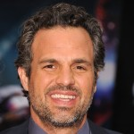Mark Ruffalo arrives at the Los Angeles premiere of 'Marvel's Avengers' at the El Capitan Theatre in Hollywood on April 11, 2012