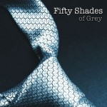 The cover of 'Fifty Shades of Grey'