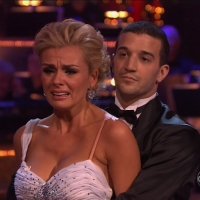 Katherine Jenkins on &#8216;Dancing,&#8217; April 2, 2012
