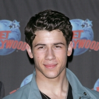 Nick Jonas visits Planet Hollywood Times Square in New York City on April 9, 2012
