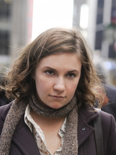 Lena Dunham in 'Girls'