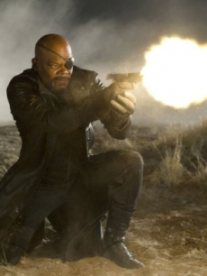 Samuel L. Jackson in &#8216;The Avengers&#8217;