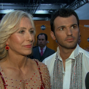 Martina Navratilova Gets The Boot On 'Dancing With The Stars'