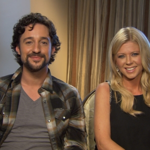 Tara Reid & Thomas Ian Nicholas 'Surprised' & 'Impressed' By 'American Reunion'
