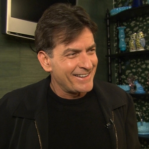 Charlie Sheen Reacts To Kathy Bates Playing His Character On 'Two And A Half Men'