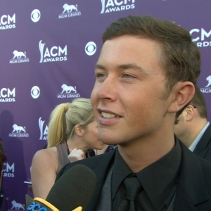 2012 ACM Awards: Scotty McCreery Talks Balancing High School & Music